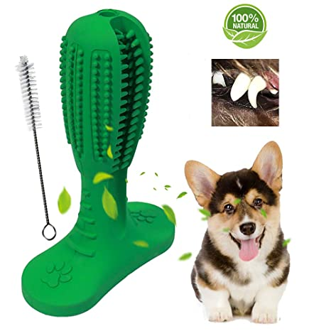 Suntapower Cepillo de Dientes para Perros, Masticar Cuidado ...