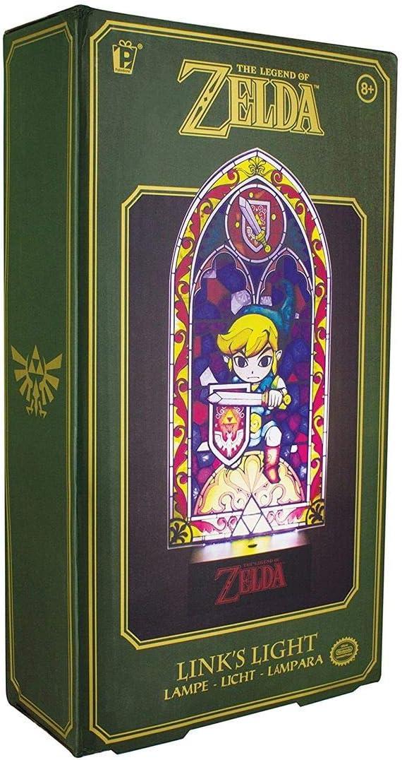 Zelda Lámpara Mesilla The Legend of, Multicolor