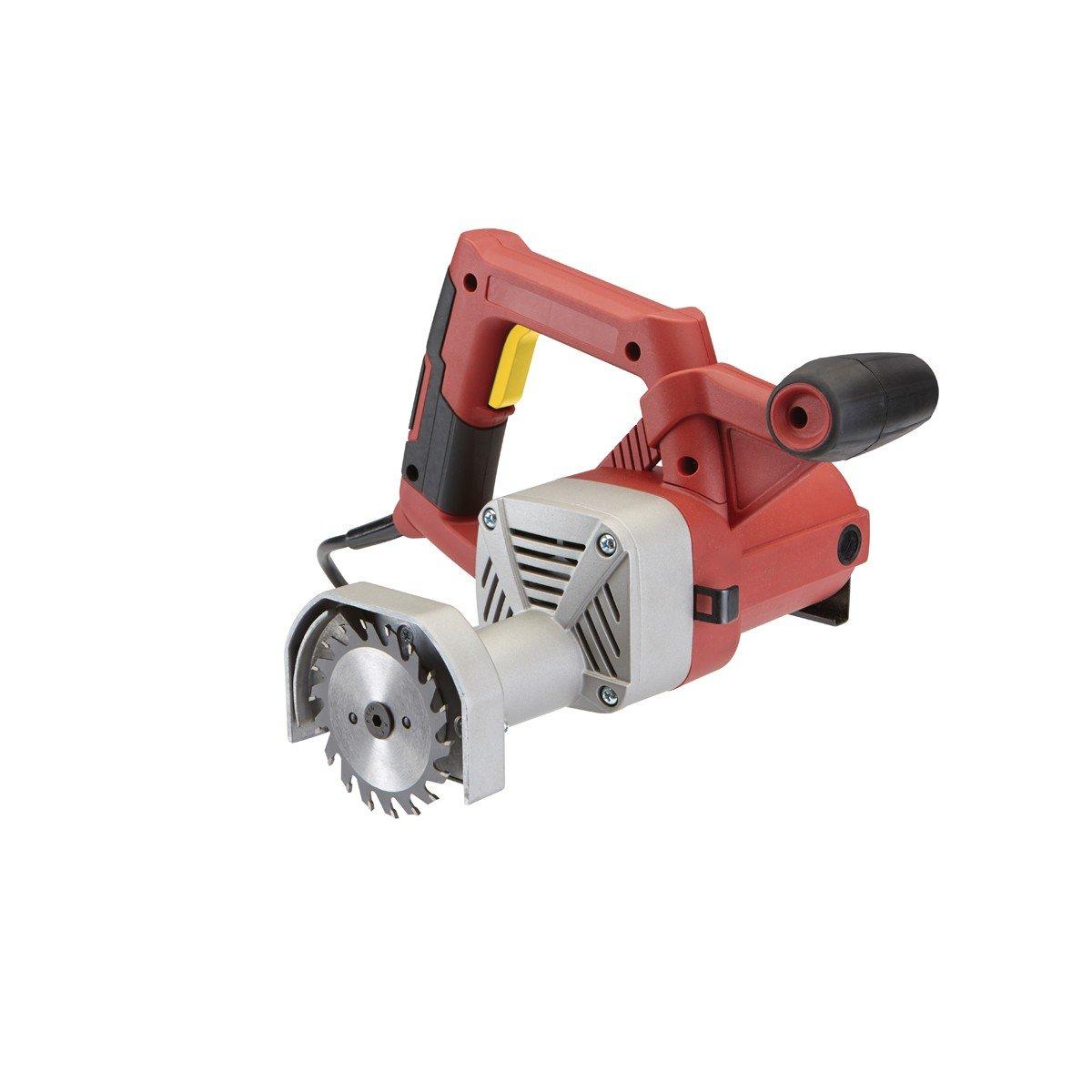 3-3 8 in. 6.8 Amp Heavy Duty Toe-Kick Saw