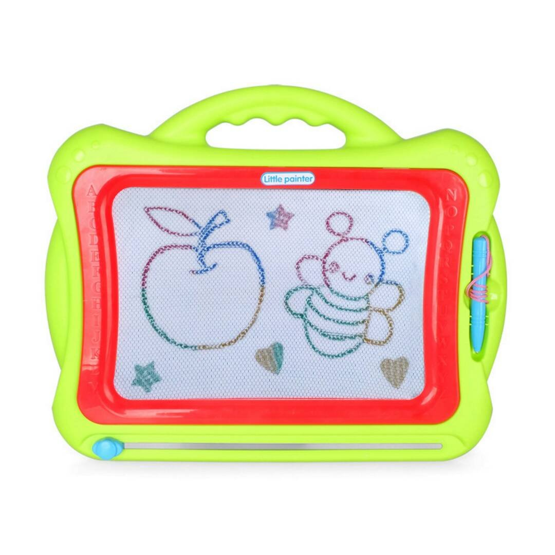 MegaToyBrand Magna Doodle Magnetic Drawing Board for Kids