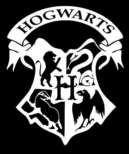Amazon Com Ur Impressions Mwht Hogwarts Crest Decal Vinyl Sticker
