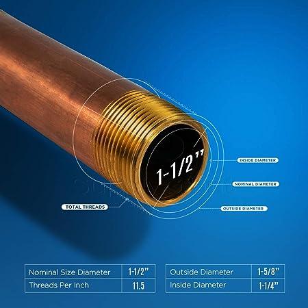 M Details about  /1//4 FEMALE NPTF 9//32 FLOW DIAMETER HIGH FLOW AIR NIPPLE KP4245 PK2