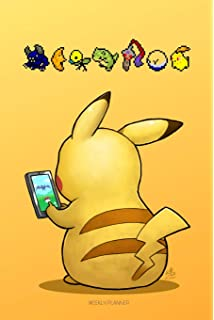 Amazon.com: Pokemon Try-X - Calendario de pared oficial de ...