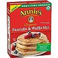 Annie's Organic Pancake and Waffle Mix, 26 oz Box