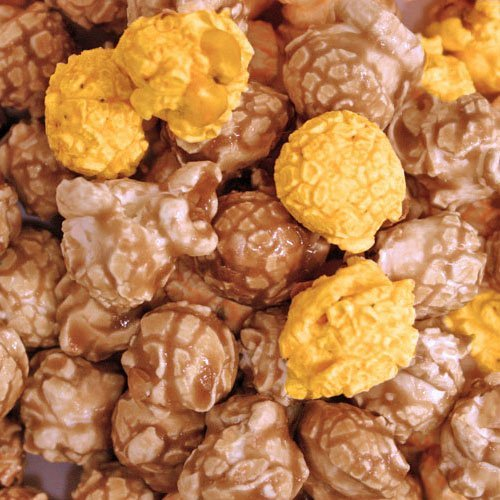 Grow Popcorn (HR Poppin' Snacks Double Delicious Cheese and Caramel Popcorn)