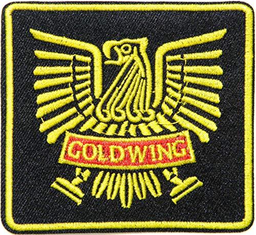 Honda Goldwing GL 1800 Motorcycle Biker Patch Iron