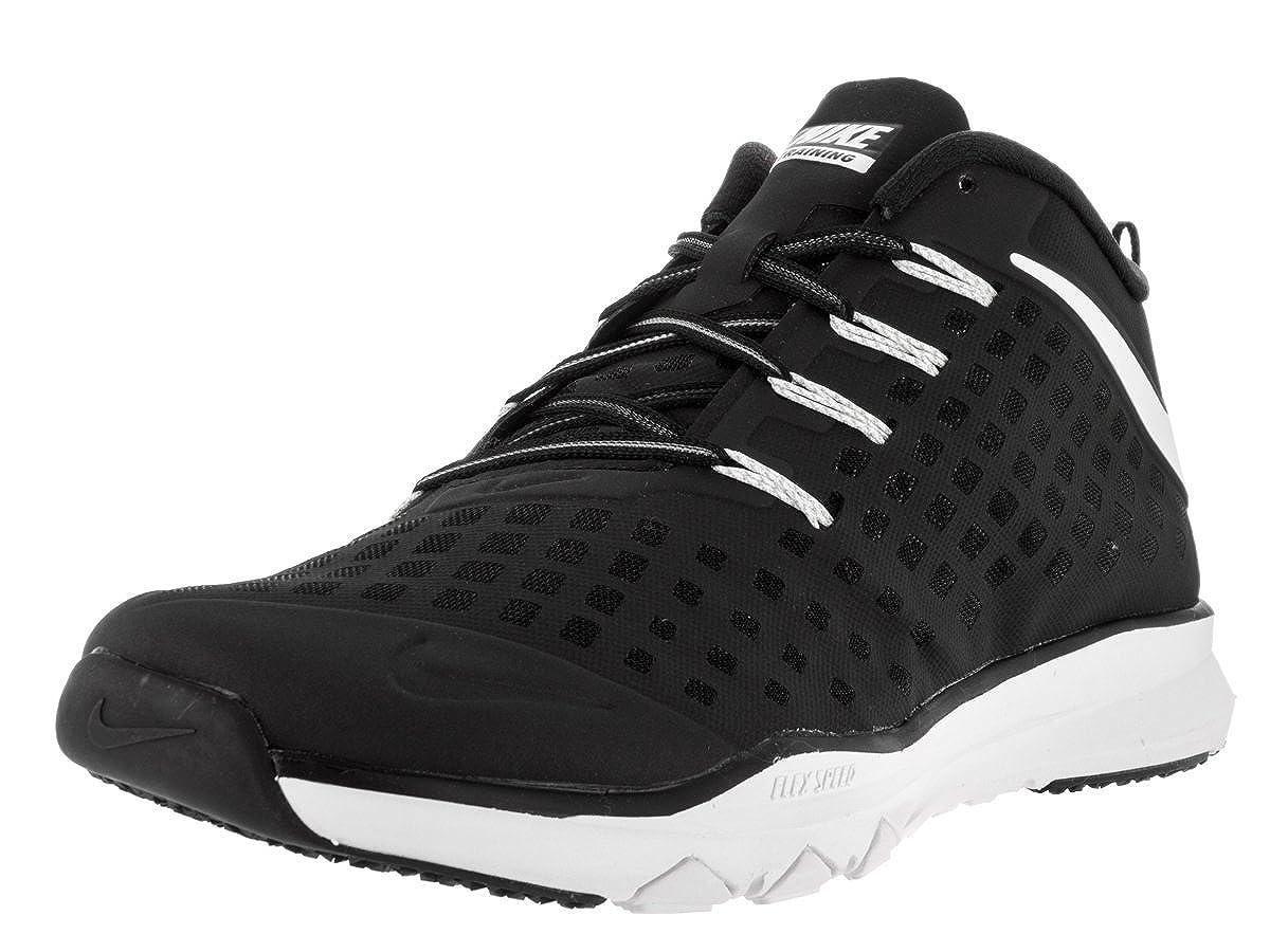 7652a30490ece Nike Men's Train Quick Black/White/Volt Training Shoe 13 M US