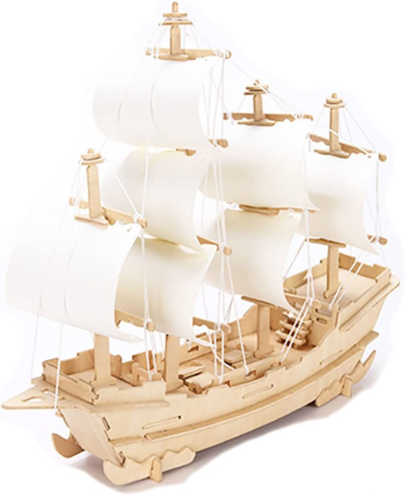 Miniature Art FAST DELIVERY MADE IN AMERICA SAILING SHIP Dollhouse Picture