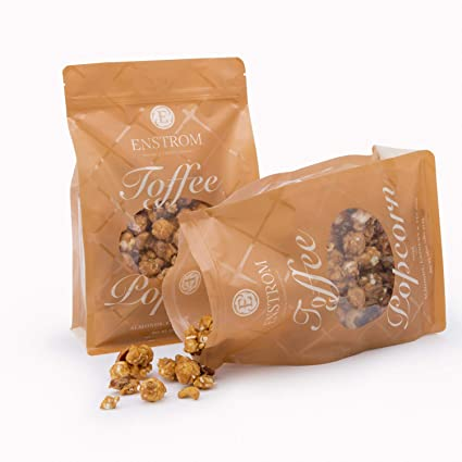 Toffee palomitas de maíz 2 bolsa combo 2 Lb: Amazon.com ...