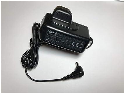 6 V 500 mA Mains AC-DC adaptador Fuente de alimentación para Omron M7 Intelli