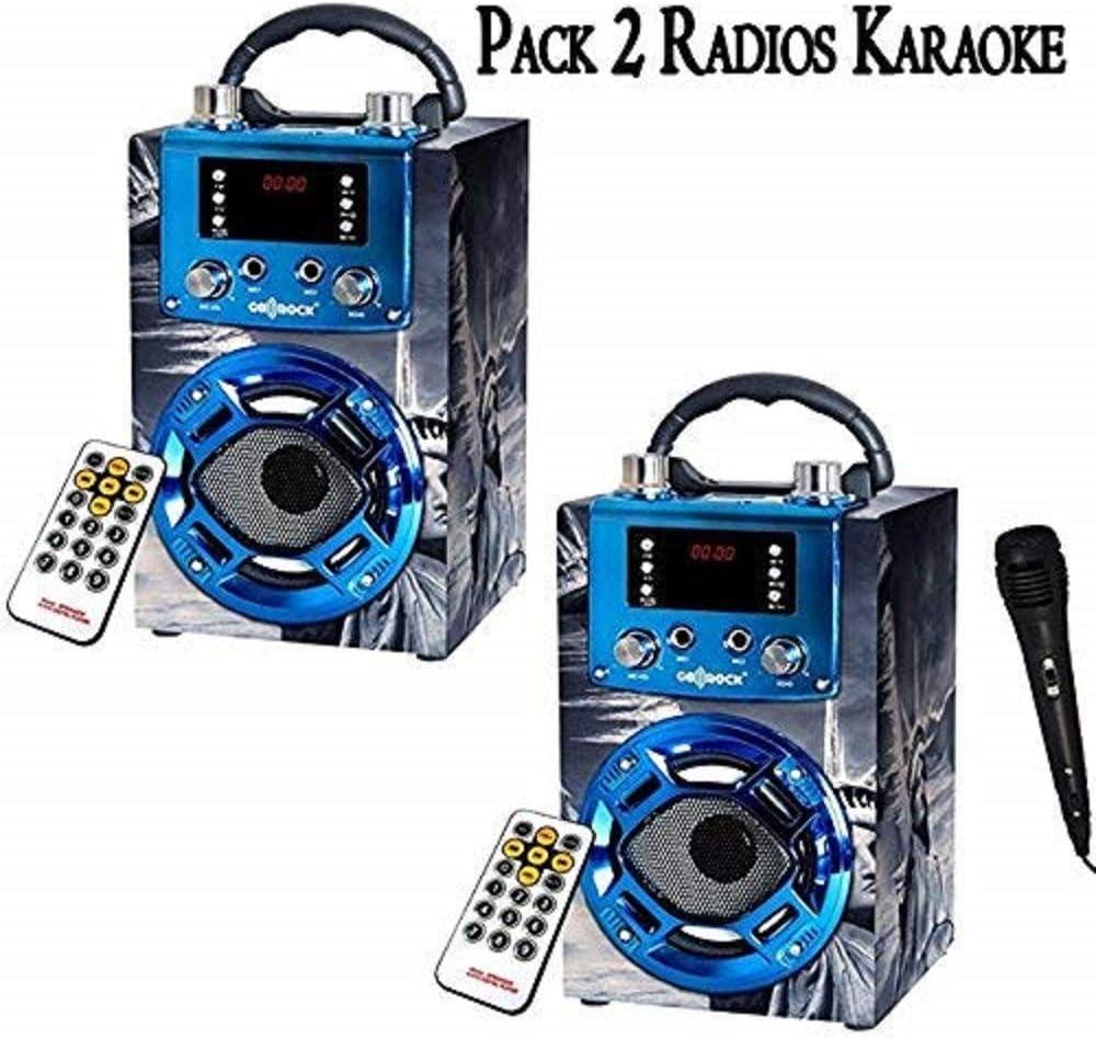 INFINITON ST-92 Torre DE Sonido 90W FUNCIÓN Karaoke con Bluetooth DISEÑO Nueva York PMY02-96255: Amazon.es: Electrónica