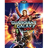 Guardians of the Galaxy: Vol. 2  [Blu-ray+ DVD + Digital HD] (Bilingual)