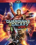 Cover Image for 'Guardians of the Galaxy Vol. 2 [Blu-ray + DVD + Digital]'