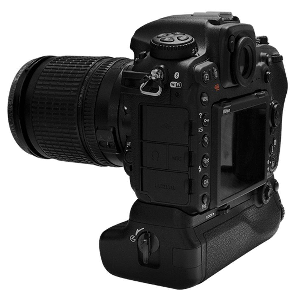Reemplazo de Nikon MB-D17 PIXEL MB-D17 Empu/ñadura de Bater/ía para Nikon D500 C/ámara