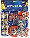Amscan Grand Slammin' WWE Birthday Party Favors Mega Mix Value Pack (48 Pack), 1.2 oz, Multicolor