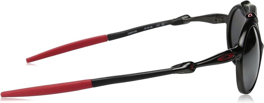 b3b0bd59e18 Men s Madman Polarized Iridium Round. Oakley Men s Madman OO6019-06 Polarized  Iridium Round Sunglasses ...