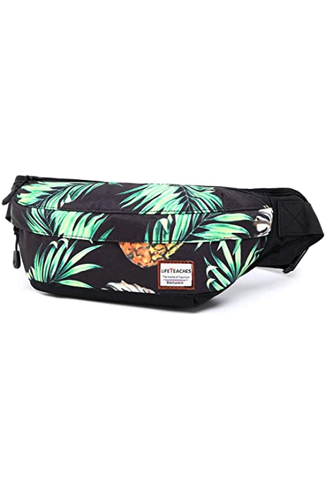 Im Into Fitness Fitness Taco In My Mouth Sport Waist Packs Fanny Pack For Hike