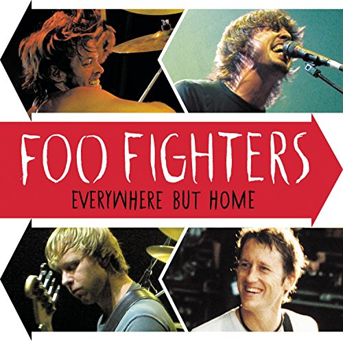 DVD : Foo Fighters - Everywhere But Home (Jewel Case Packaging)