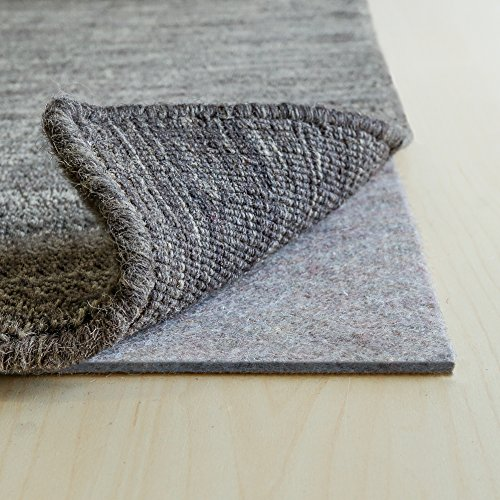 RUGPADUSA, (8' x 10' Extra Thick- 100% Felt Rug Pad, Add Cushion, Comfort and Protection Under Rugs by RUGPADUSA