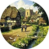 Gibsons Puzzle - Lunch Break (1000 pieces) by Gibsons Games