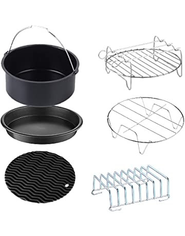 GoWISE USA Accessory Kit for Air Fryers