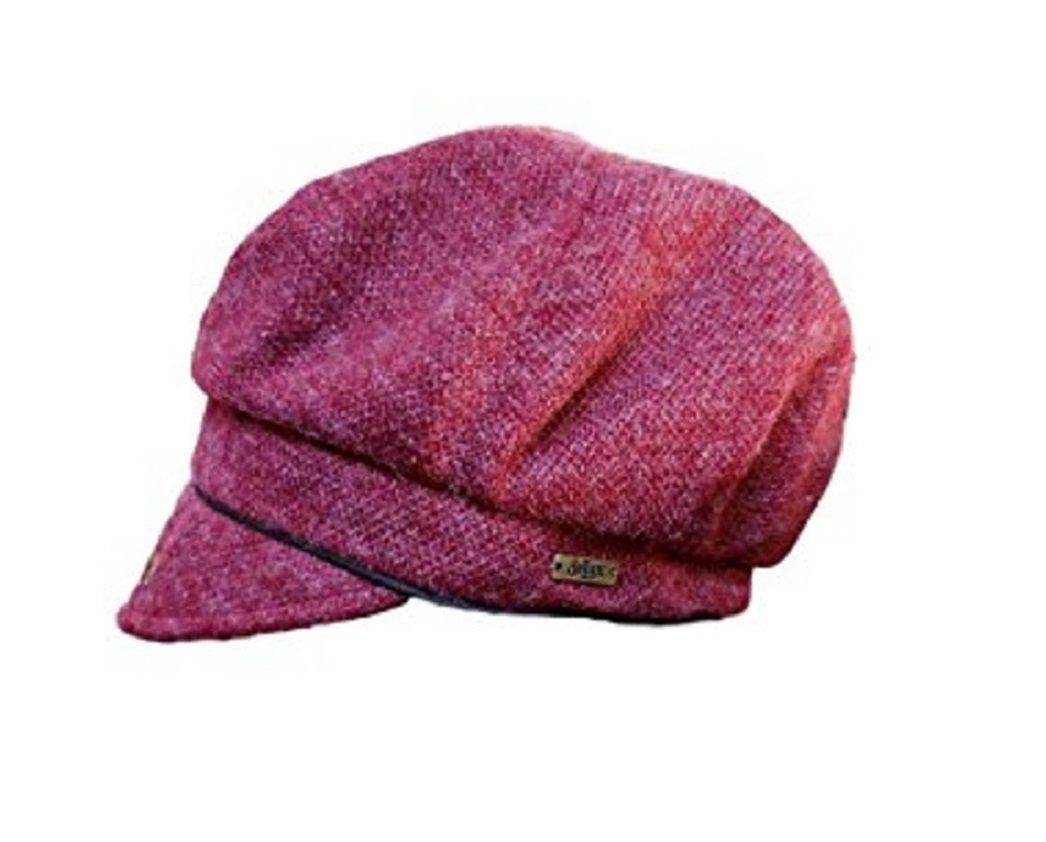 deLux Hats Rebel Merlot Adjustable Hat by deLux Hats