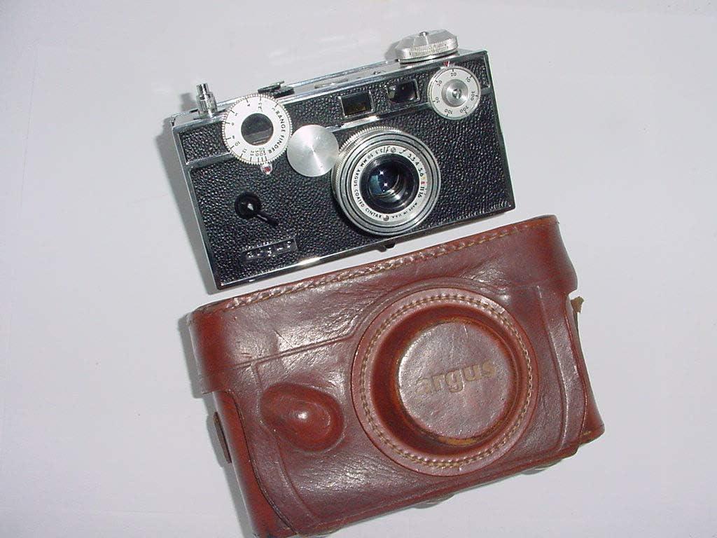 Argus 21 Markfinder 1940s-50s Camera Vintage Argus Camera Unique ...
