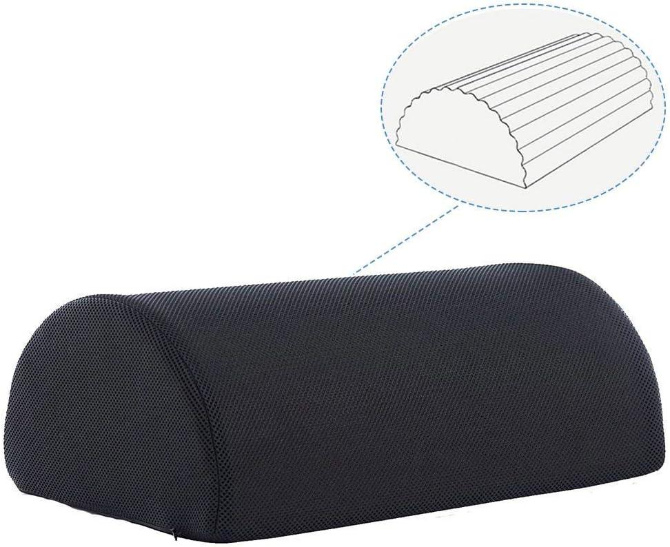 Foot Rest Under Desk Footrest Cushion Take A Load Off Pressure for Office Home Travel