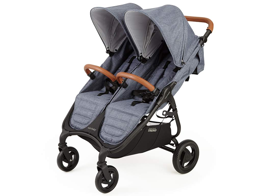 Valco Baby Snap Duo Trend Stroller - Denim by ValcoBaby (Image #1)