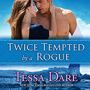 Twice Tempted by a Rogue Audiobook