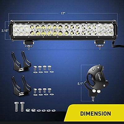 Nilight Light Bar 17