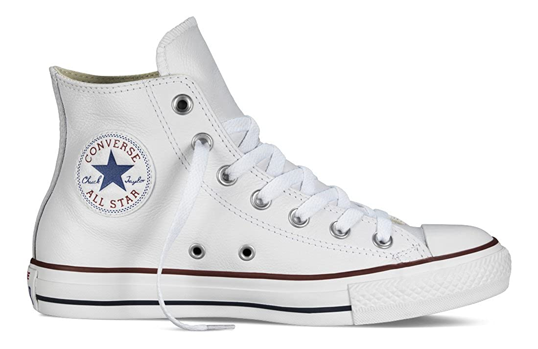 Converse CT All Star Hi, Sneakers Unisex - Adulto Bianco (Optical White)