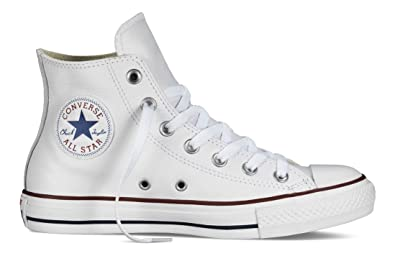 Converse All Star Chuck Taylor Hi Blanc optical 7lfJC4Oo5r