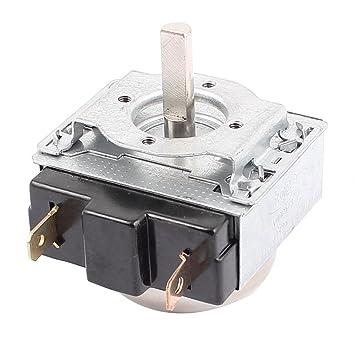 aexit eléctrico Estufa 60 min temporizador Contratuerca Alarma Herramientas AC 250 V/16 A 125 V/15 A: Amazon.es: Bricolaje y herramientas