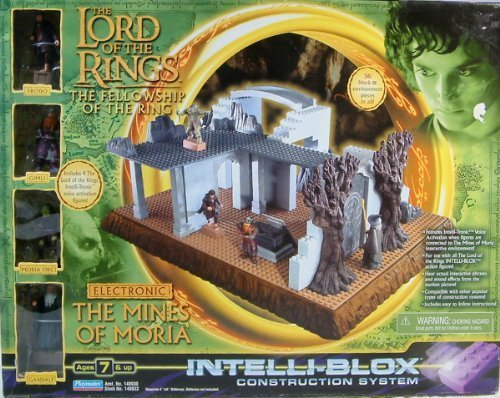 Lord of the Rings:Electronic The Mines Of Moria by Playmates