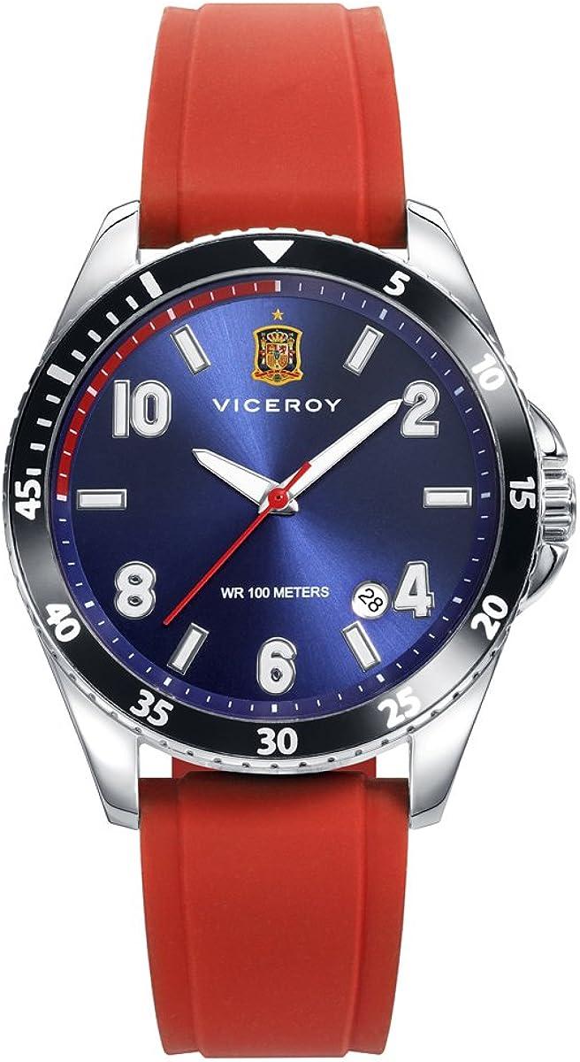 Reloj Viceroy Selección Española Oficial 42342-35 + Gorra de regalo