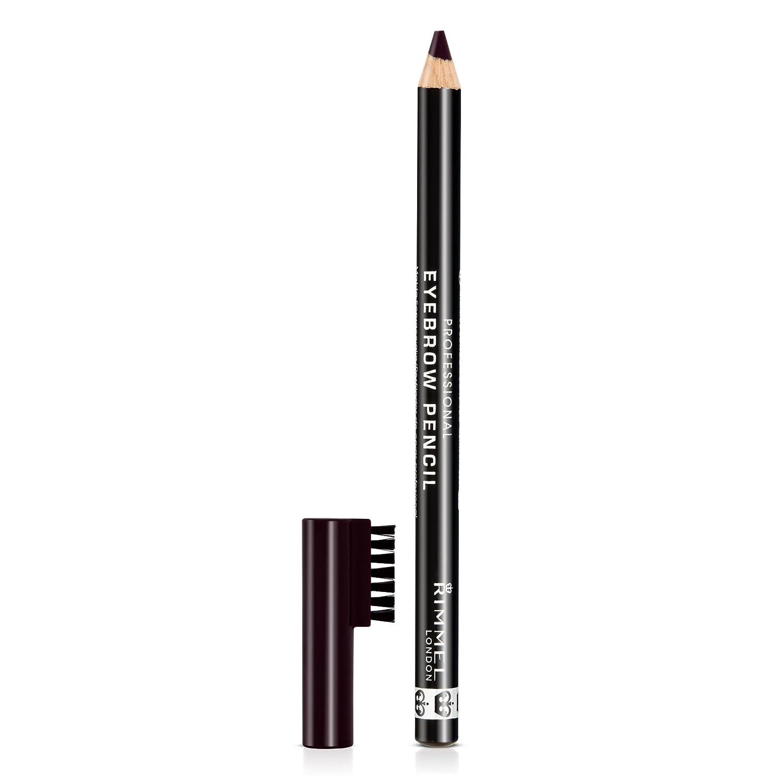 RIMMEL LONDON Professional Eyebrow Pencil - Black Brown 34788495004
