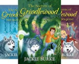 img - for The Secrets of Grindlewood (4 Book Series) book / textbook / text book