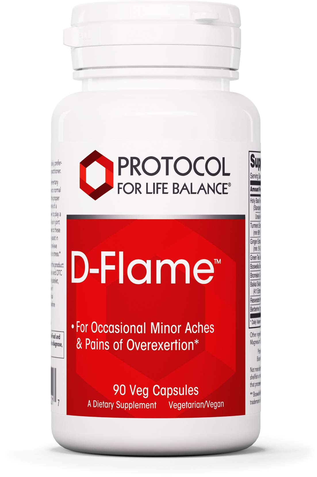 Protocol For Life Balance - D-Flame™ - Promotes Joint Health, Supports Occasional