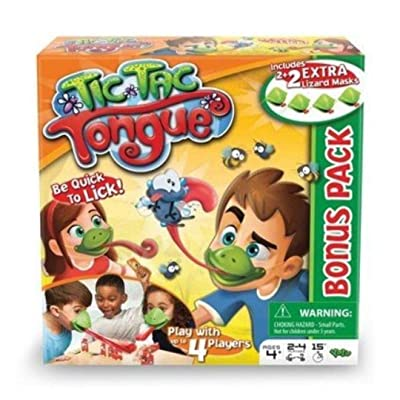 yulu Tic Tac Tongue: Toys & Games
