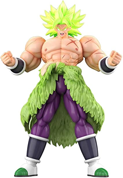 S.H.Figuarts Super Saiyan Broly Full Power Dragon Ball Z Figure Bandai