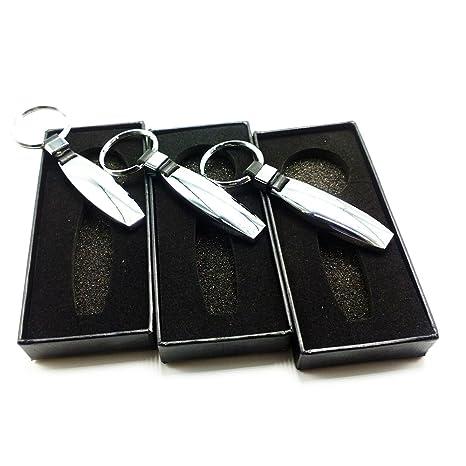 Llavero para llaves de coche con arandela, de la marca szss-car, cromado, For SUZUKI