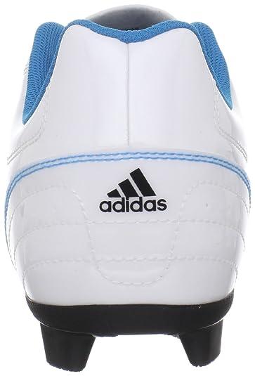 Amazon.com | adidas Womens Matteo Nua TRX FG-W, Running White/Metallic Silver/Sharp Blue 7.5 M US | Soccer