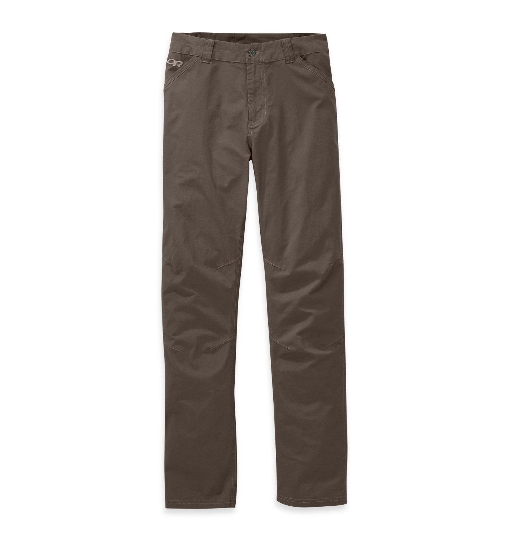 Outdoor Research Men's Brickyard Pants, Mushroom, 34