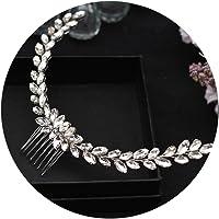 Azaleas Brudhår kam brud pannband brud hår accessoarer brud hår accessoarer bröllop (HP339)