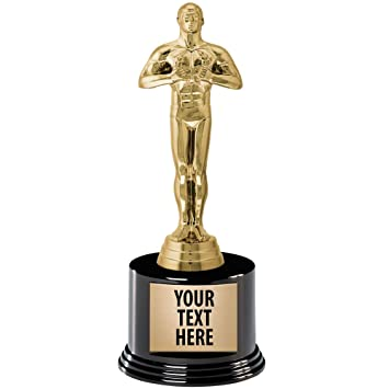 Amazon Crown Awards 85 Oscar Style Trophy Sports Outdoors