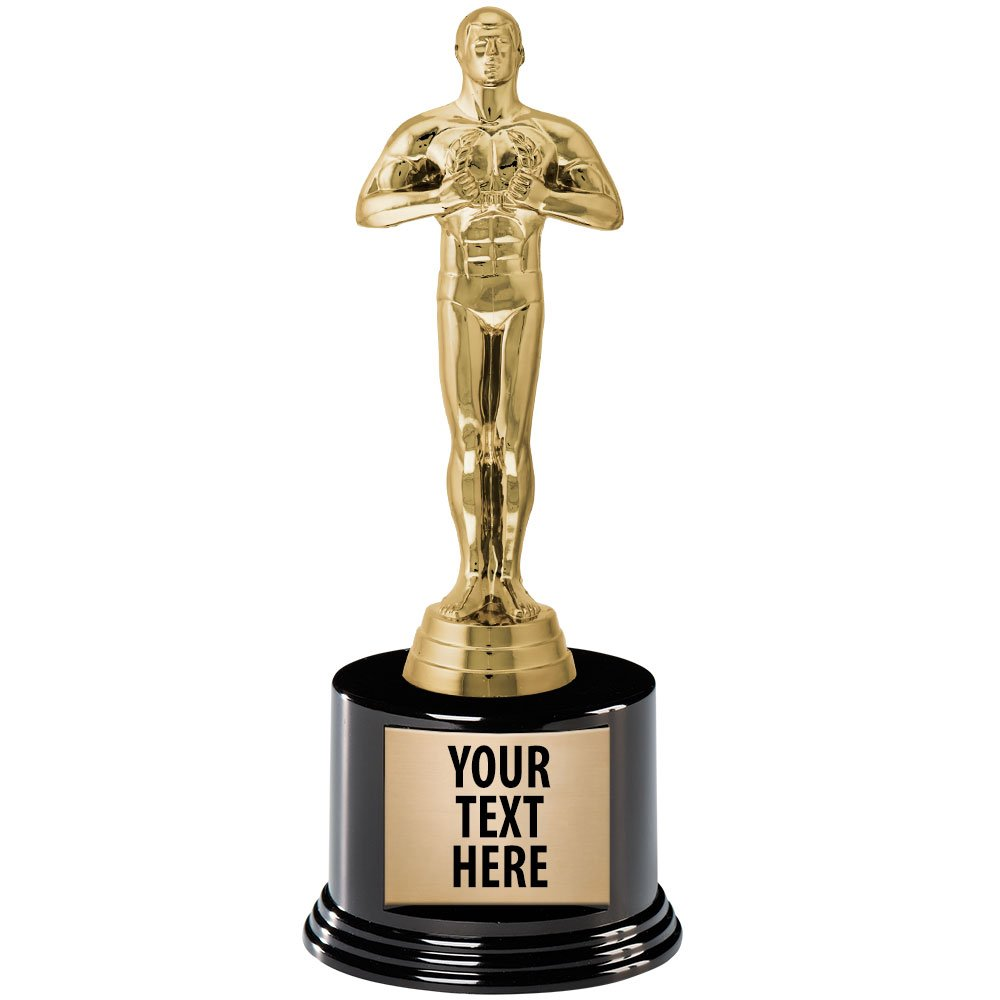 Crown Awards 8.5'' Oscar Style Trophy by Crown Awards