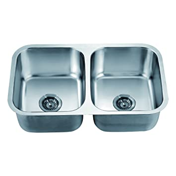 dawn sink kitchen double bowl sink double bowl kitchen sink sizes dawn top  mount equal double . dawn sink ...
