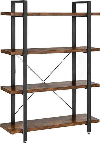 VASAGLE Industrial Bookshelf