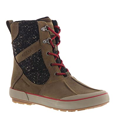 7d79e8564dc Amazon.com | Keen Elsa II Wool WP Women's Boot | Shoes